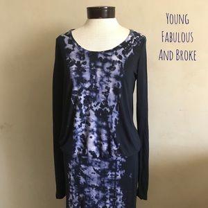 Young Fabulous & Broke Maxi Dress